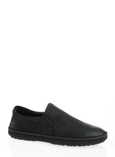 Hammer Jack %100 Deri Ayakkabı Siyah